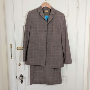 CASLON SIZE 10 TWO PIECE SKIRT AND JACKET WORK